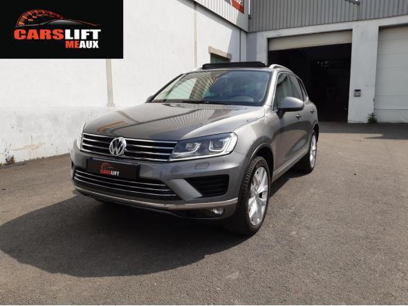 Volkswagen touareg 3.0 tdi v6 4 motion 262