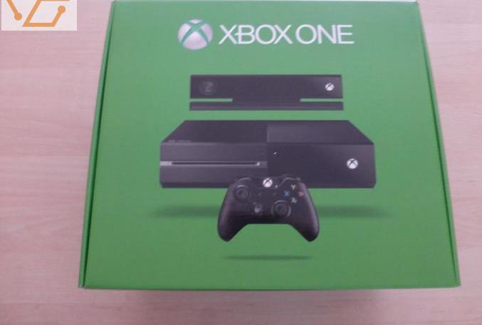 Xbox one 500go kinect neuf