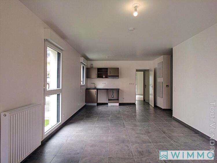 Appartement t3 neuf avec terrasse plein sud