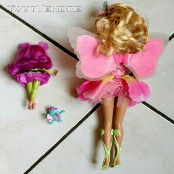 Barbie univers fairytopia hue et honey