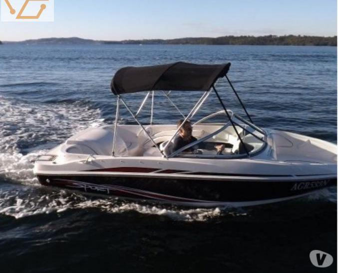 Bateau sea ray 175 sport bowrider