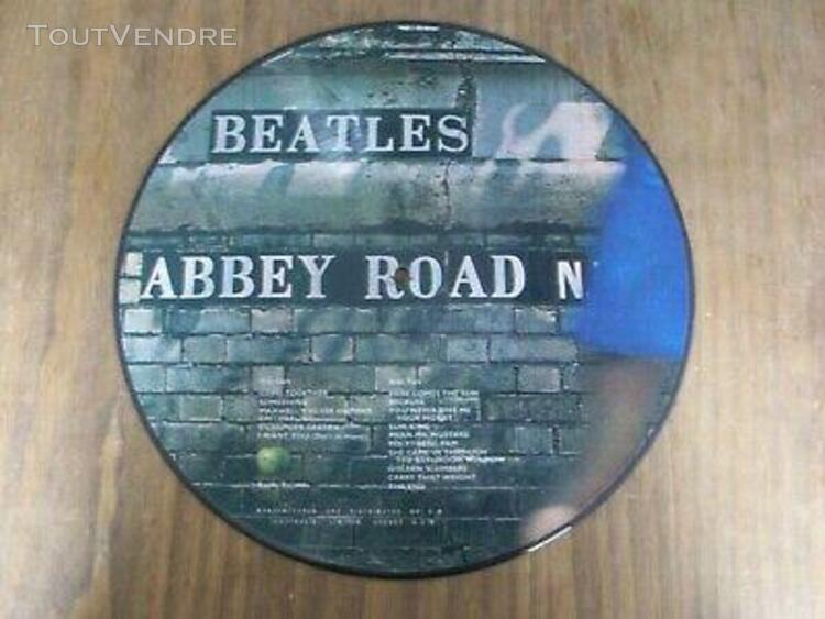 Beatles rare picture abbey road