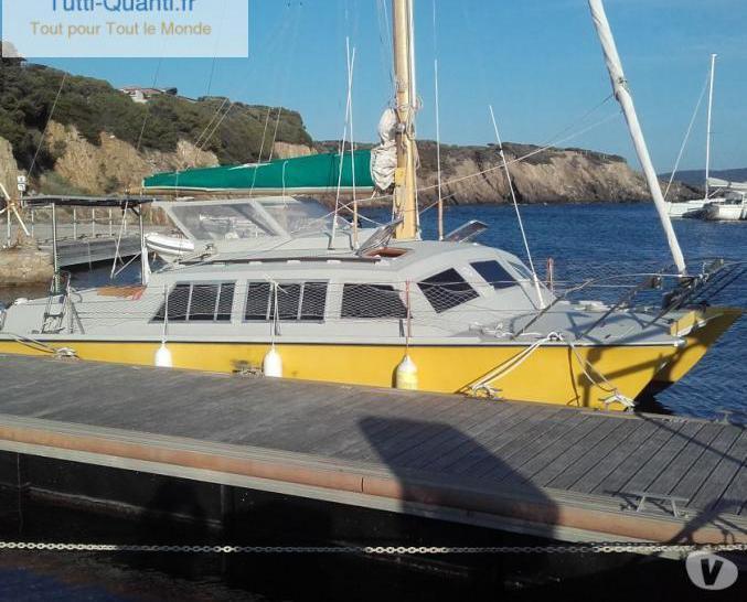 Catamaran catalac