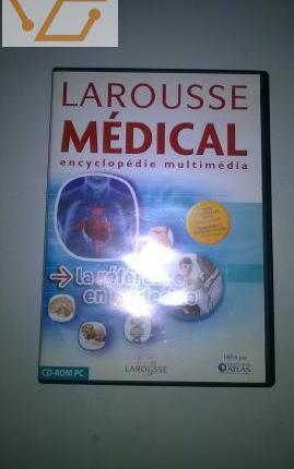 Cd larousse médical