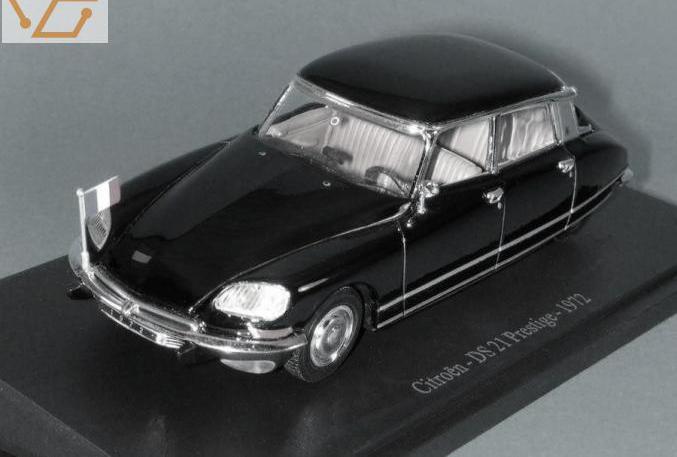 Citroën ds 21 prestige 1972 présidentielle...