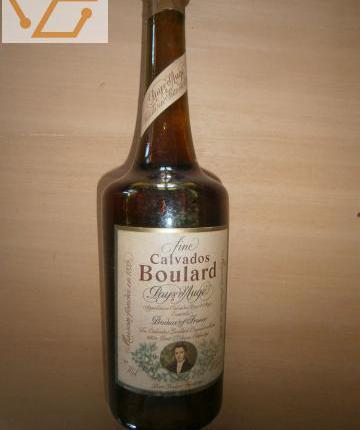 """Coffret bouteille""""fine calvados boulard&..."""