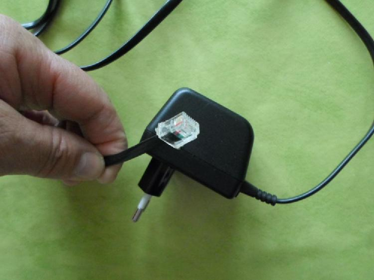 Cordon electrique pour telephone fixe et base occasion,