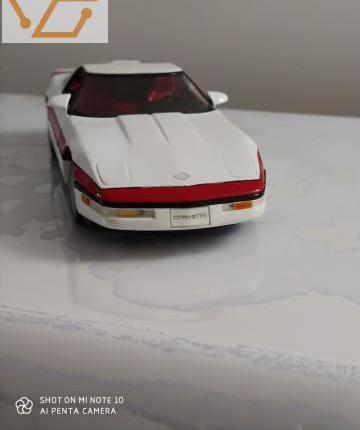 Corvette maquette 1/18
