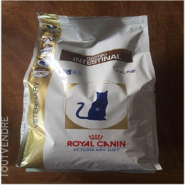 Croquettes royal canin gastro instestinal 4 kg