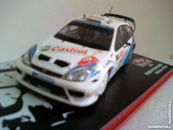 Ford focus wrc monte carlo 2004 martin 1/43 neuf occasion,