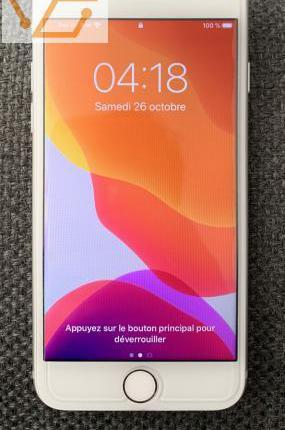 Iphone 7 argent 128go