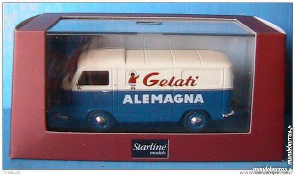 Lancia jolly gelati alemagna 1/43 starline neuf occasion,