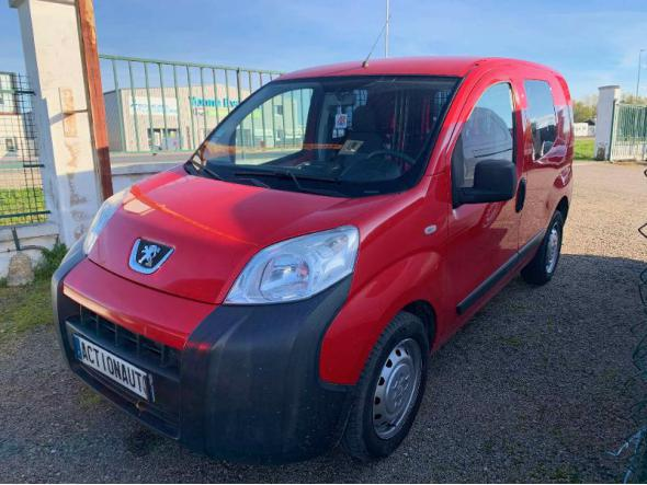 Peugeot bipper 117 l1 1.3 hdi 75 fap pack cd clim