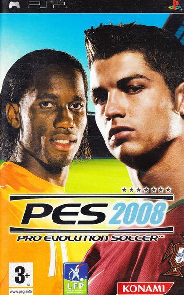 Psp jeu pro evolution soccer 2008 neuf, aubin (12110)