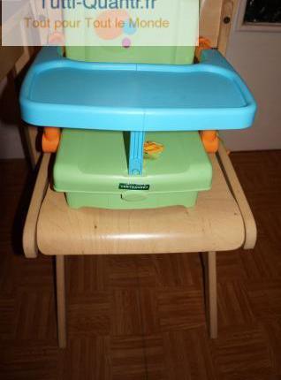 Réhausseur - chaise de table occasion