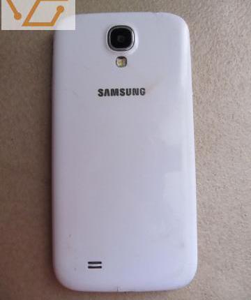 Samsung galaxy s4 blanc
