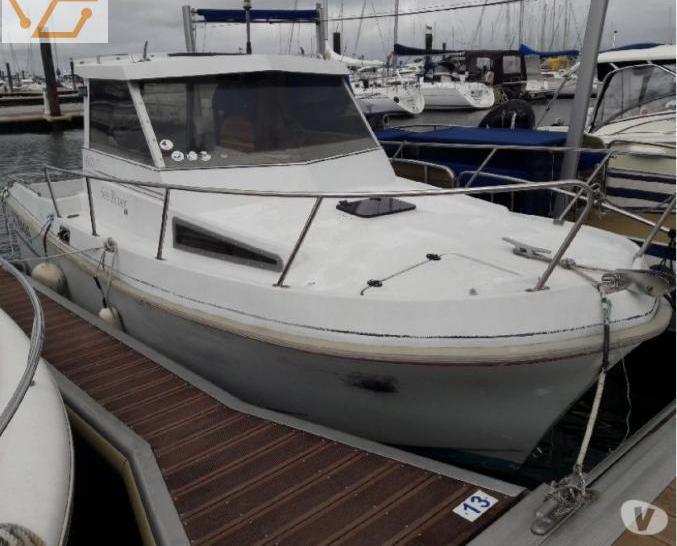 Sea rover inbord 640 mis à disposition à la...