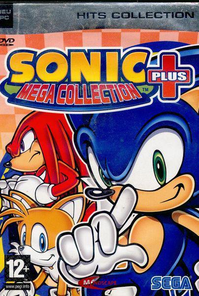 Sega - sonic méga collection -- (12 ans et plus...)