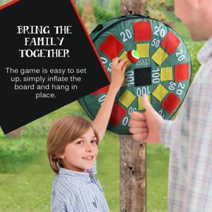 Target ball giant xl jeu de balle de jardin - plus sûr que