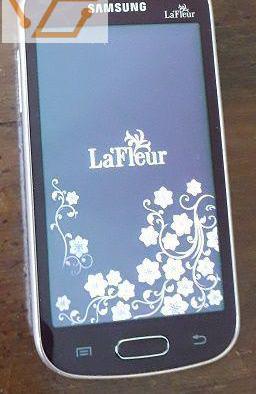 Telephone portable samsung galaxy trend lite...