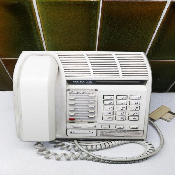Téléphone matra neuf, vandœuvre-lès-nancy (54500)