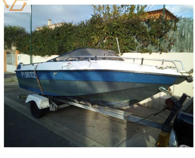 vend bateau rio 500
