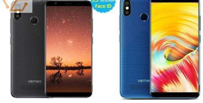 Vernee t3 pro android 8.1 3+16go débloqué