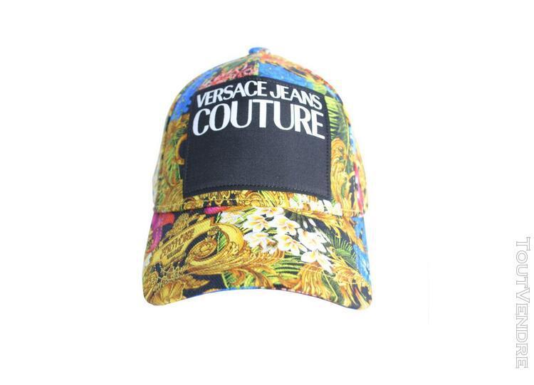Versace jeans couture - versace casquette - multicolore