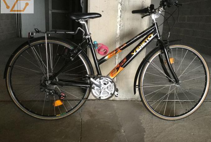 Vélo dame veneto