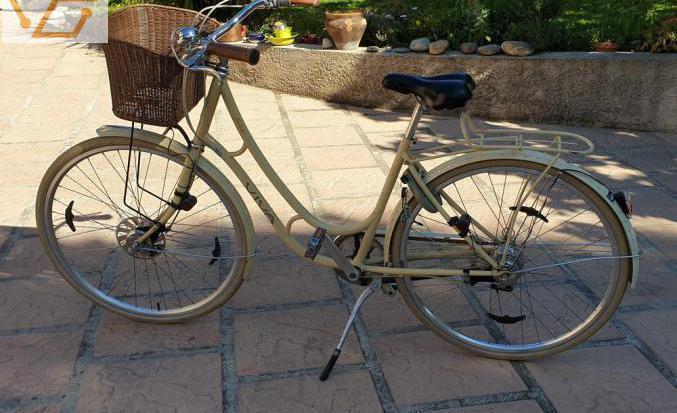 Vélo danois femme