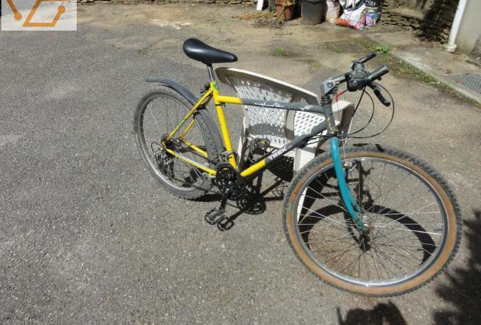 Vélo vtt trek usa