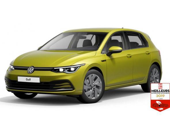 Volkswagen golf nouvelle life 2.0 tdi 115 bvm6