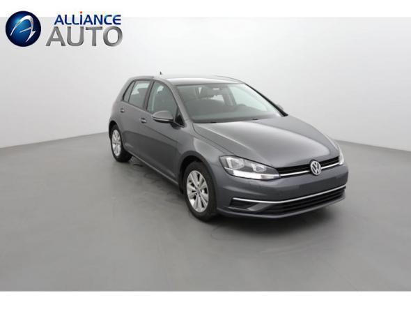 Volkswagen golf vii 1.4 tsi 125 multifuel e85 confortline