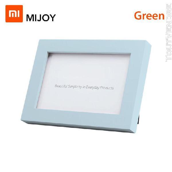 Xiaomi youpin mijoy cadre photo ensemble 6 pouces apparence