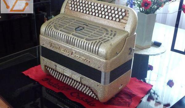 Accordeon haut de gamme fratelli crosio