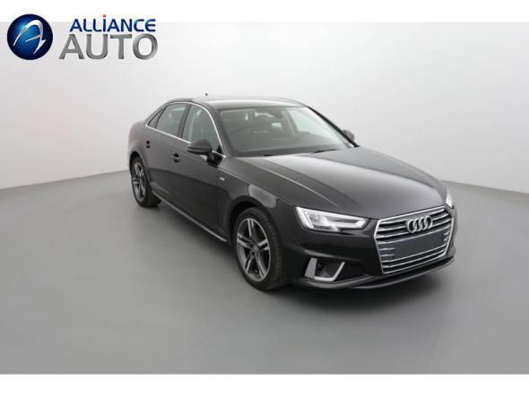 Audi a4 35 tdi 150 s tronic 7 design
