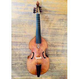 Basse de viole anglaise 6 cordes