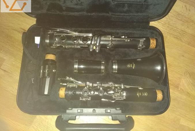 Clarinette yamaha 250