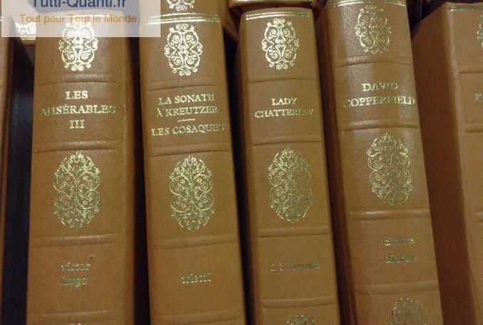 Collection de 13 livres neufs couverture en s...