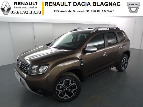 Dacia duster dci 115 4x4 prestige