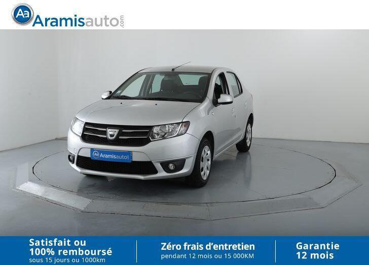 Dacia logan essence carquefou 44 | 9290 euros 2014 15910075
