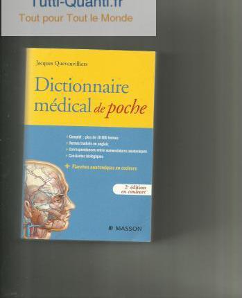 Dictionnaire medical de poche - masson
