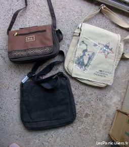 Divers sacs à mains à 4 € neufs