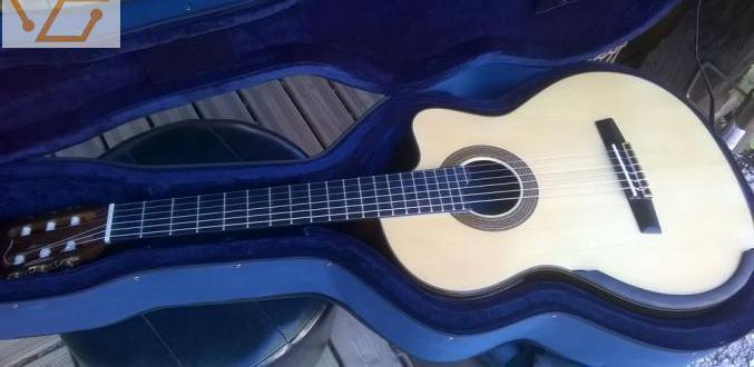 Guitare classique electro hua liu lattice - l...