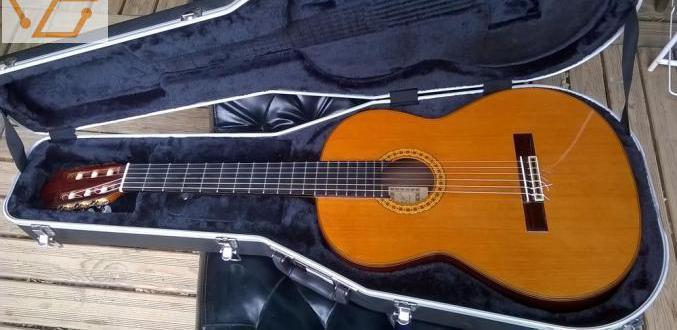 Guitare esteve adalid 8c/b nylon limited edit...
