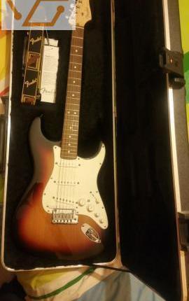 Guitare finder vg stratocaster