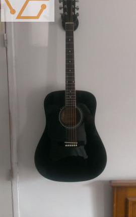 Guitare folk gaucher msa cw 170 l western