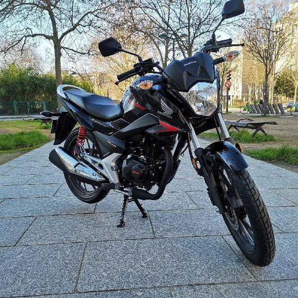 Honda cbf essence paris 14 75 | 1999 euros 2020 16132510