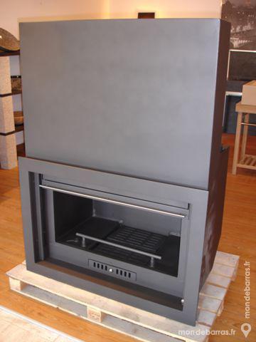Insert foyer bouilleur à bois chauffage central occasion,