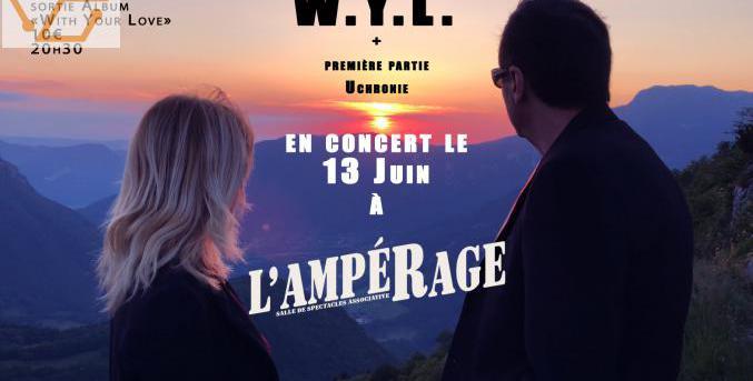 Le groupe w.y.l. en concert le 13 juin à l&#...